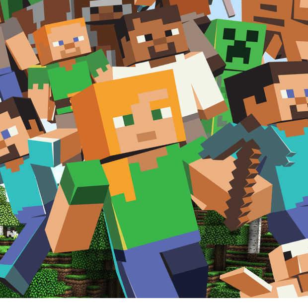 De Minecraft film komt in 2019 uit