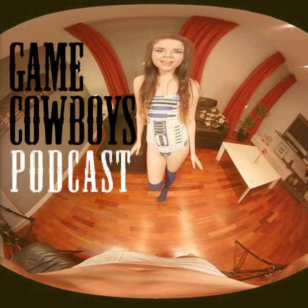 Gamecowboys podcast: NSFW VR OMG WTF DOOM