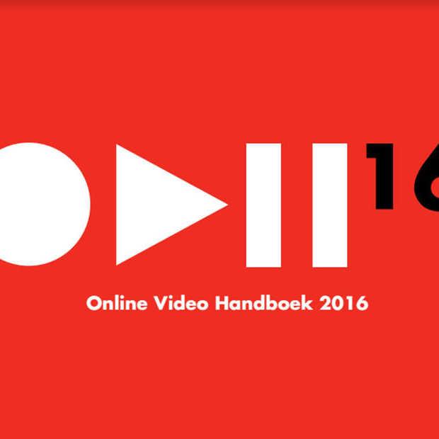 Het online video handboek 2016 van IAB Nederland