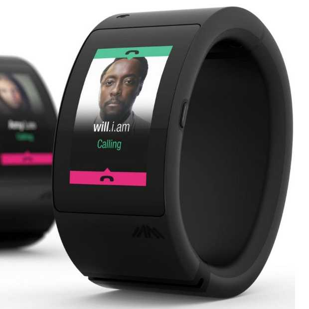 CES 2015: will.i.am's puls is een smartphone om je pols