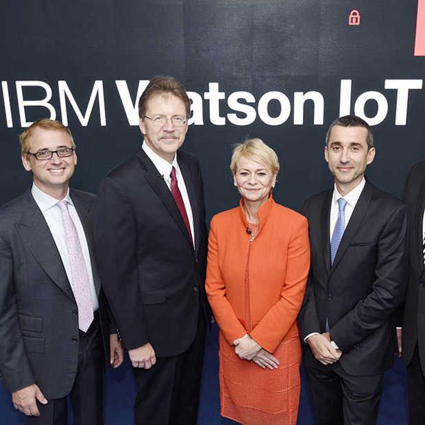 IBM opent hoofdkantoor voor internet of things-toepassingen in München