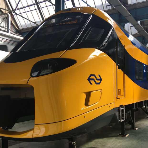 NS presenteert de nieuwe generatie Intercity (NGIC)