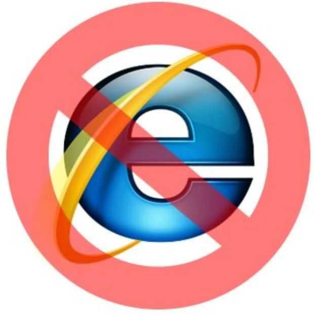Microsoft laat oude versies van Internet Explorer vallen