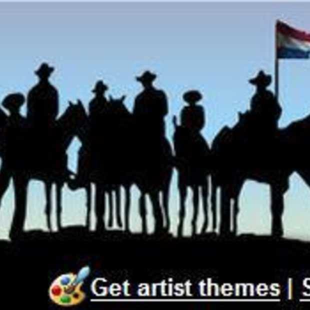 iGoogle Dutch Cowboys Skin