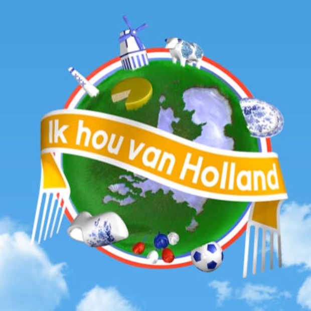 """Ik Hou van Holland App: """"Wie heeft de meeste kennis over Nederland?"""""""