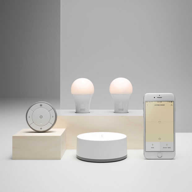 IKEA lanceert deze maand betaalbare smart lighting-lijn
