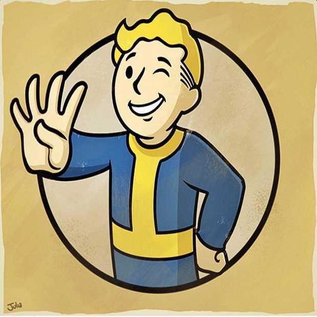 Fallout 4 slaat in als een bom