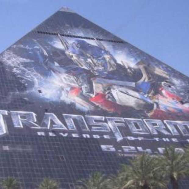 IMAX camera's en beelden in Transformers 2