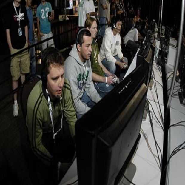 Pro-Gamers aan de doping