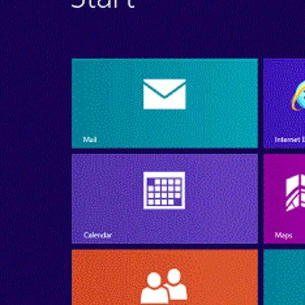 Ingebouwde Windows 8-apps krijgen een facelift