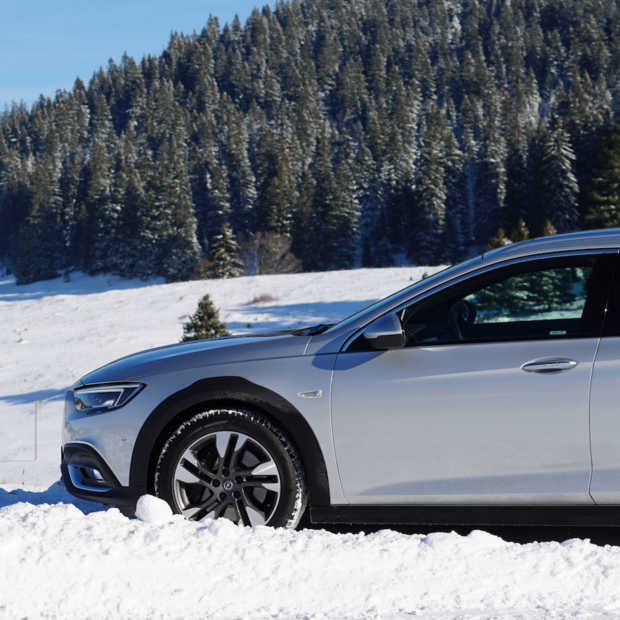 Opel Insignia Country Tourer, 5 meter rijplezier
