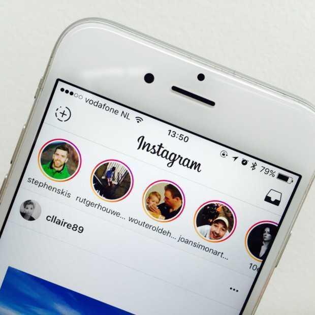 Zo voeg je foto's uit je fotorol toe aan Instagram Stories
