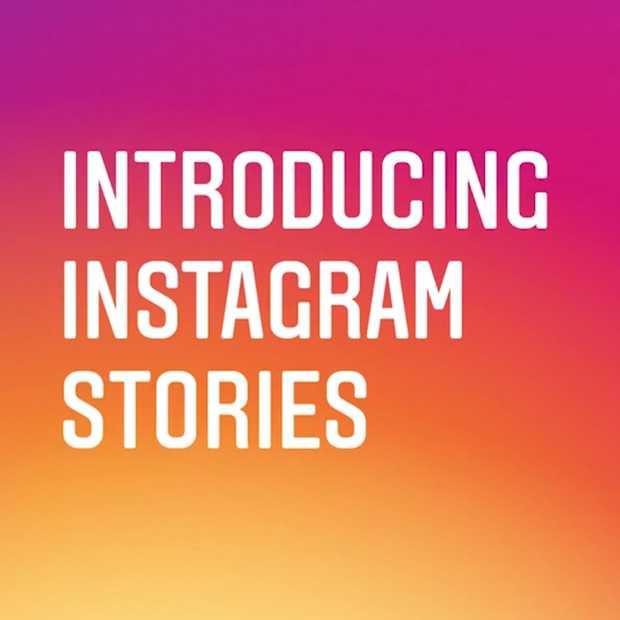 Instagram lanceert Stories: snaps die na 24 uur verdwijnen