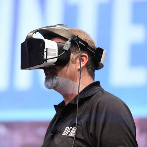 Intel werkt aan eigen VR-headset genaamd Project Alloy