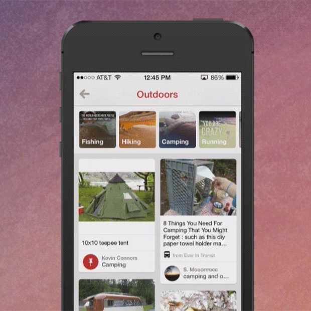 Pinterest rolt nieuwe functie uit