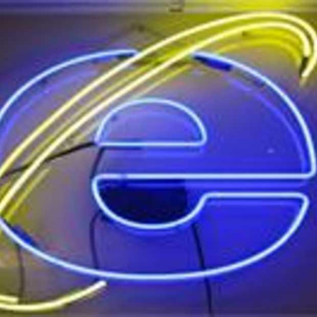 Internet Explorer wint terrein
