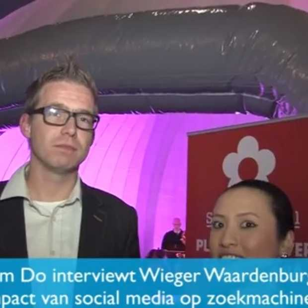 Interview  Wieger Waardenburg over effect social op zoekmachinemarketing