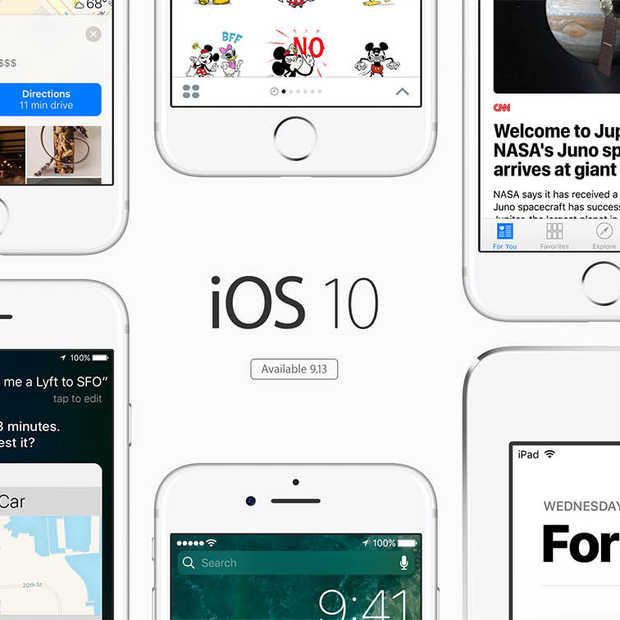 DC Deals: ​De complete iOS 9 & 10 Development Bundle