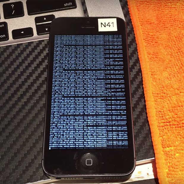 Nu al een jailbreak voor iOS 10