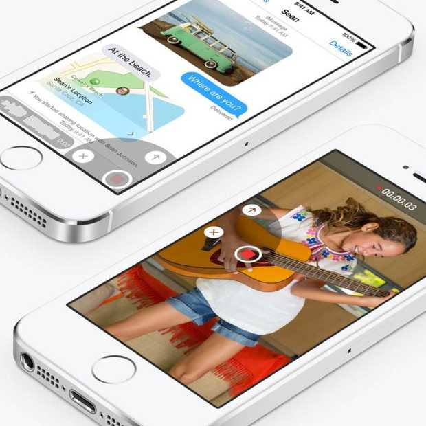 iOS 8 nadert voltooiing, Apple van plan medio september iPhone te lanceren