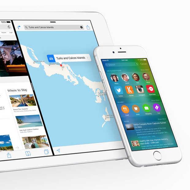 iOS 9.3.1 bug: via Siri toegang tot iemands foto's of contacten
