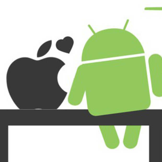 iOS en Android, de laatste trends