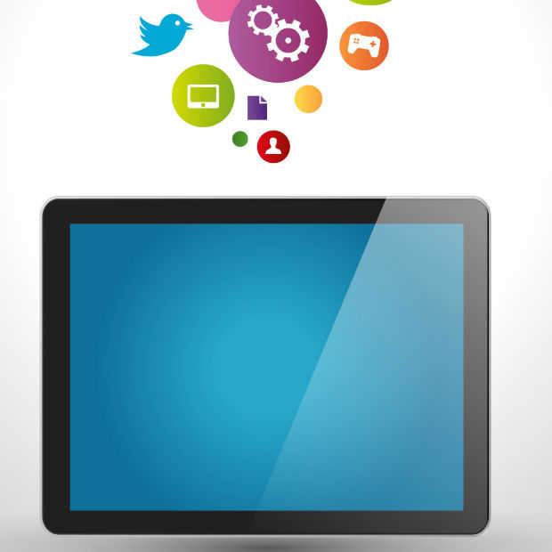 Apple bezig met ontwikkeling van 12.9 inch iPad