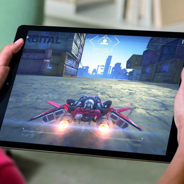 12,9-inch iPad Pro vanaf woensdag (ook in Nederland) online te bestellen