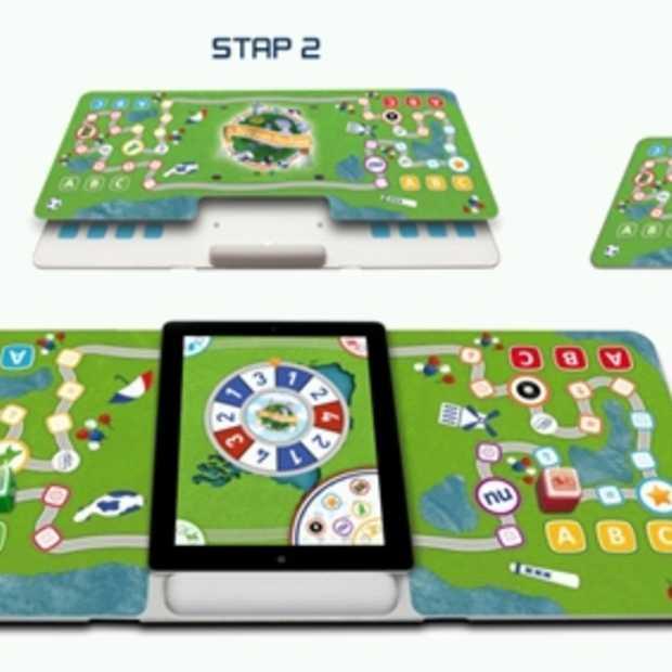 iPad spel GameChanger combineert een fysiek speelbord met de iPad