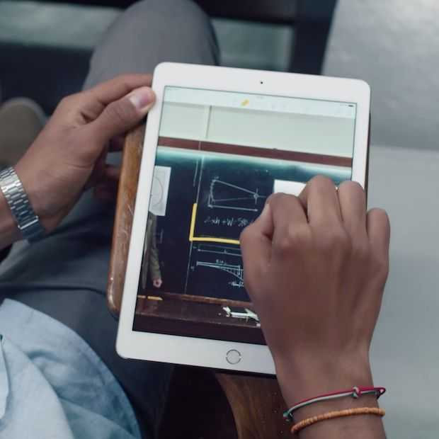 Apple: de iPad verandert alles!