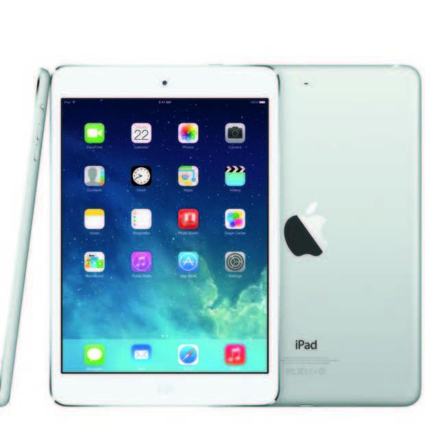 """""""iPad verkoop drastisch naar beneden"""""""