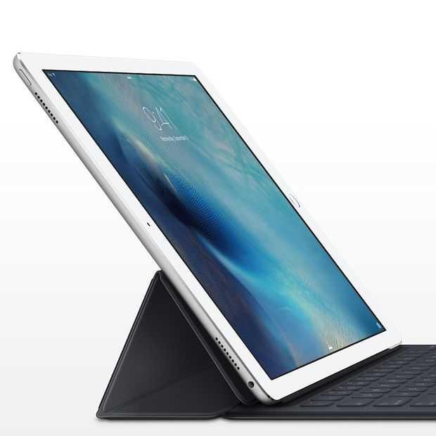 Apple lijkt geen hele grote run op de iPad Pro te verwachten