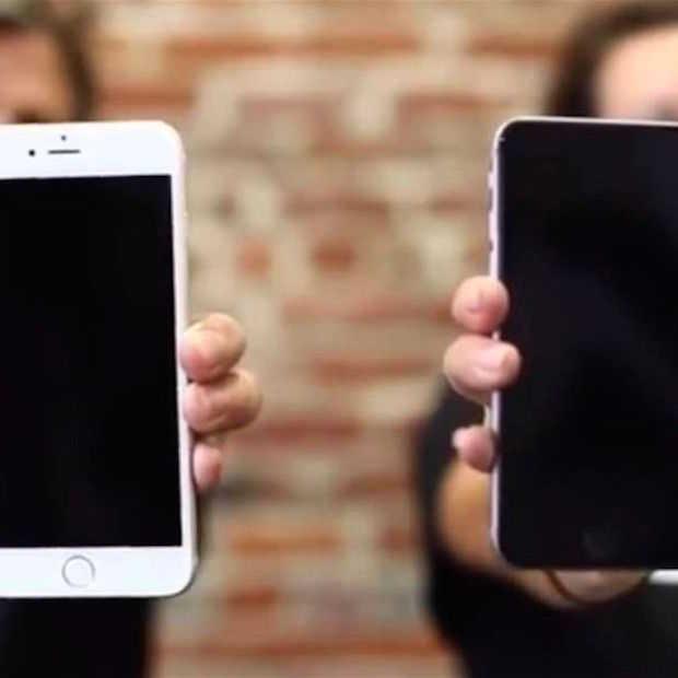 Wordt de iPhone 6 weer kleiner én goedkoper?