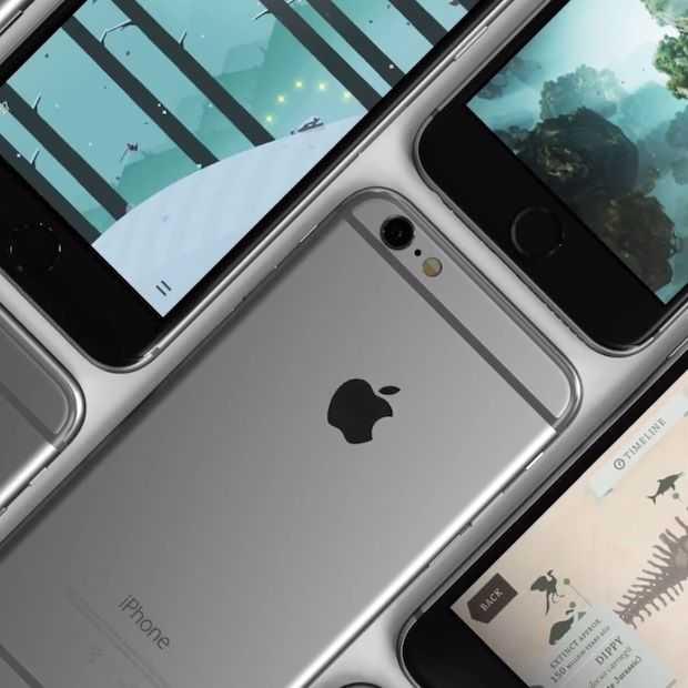 Nieuwe iPhone commercial deelt een sneer uit aan Android