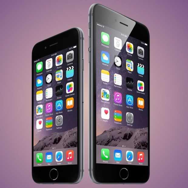 Nieuw iPhone verkooprecord voor Apple