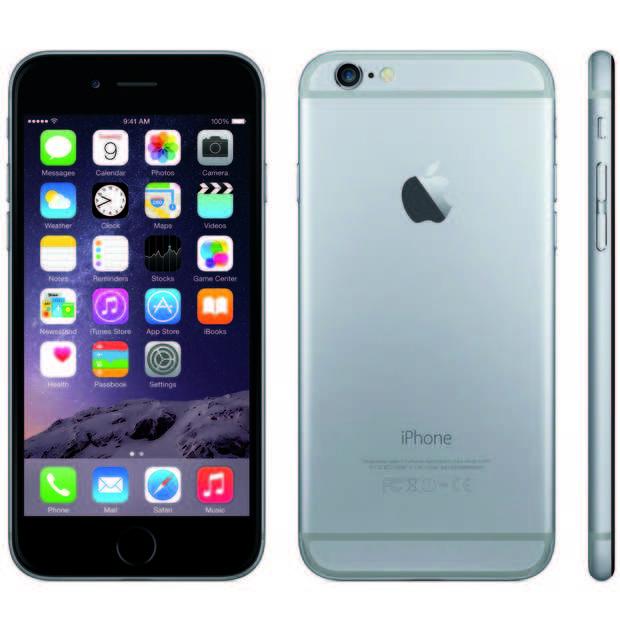 Nieuwe iPhone stuwt verkoop concurrentie