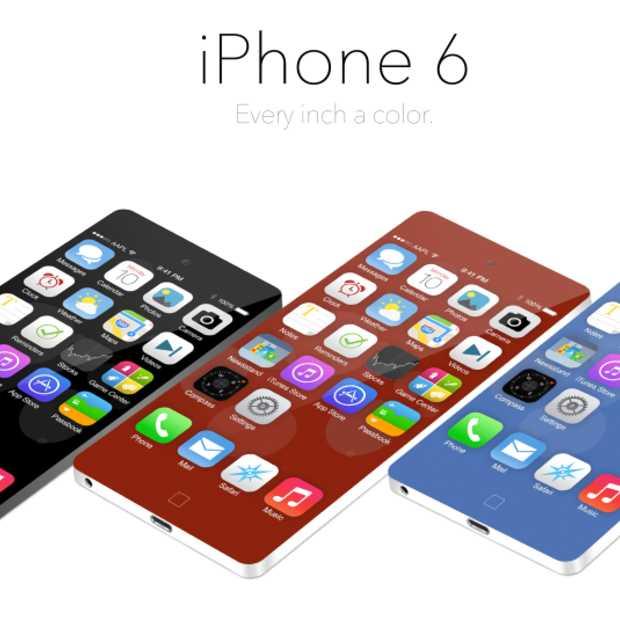 iPhone 6 met groter scherm in testfase