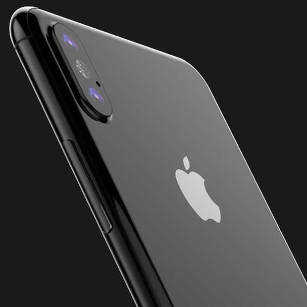 """iPhone 8: """"waterdicht en draadloos opladen"""""""