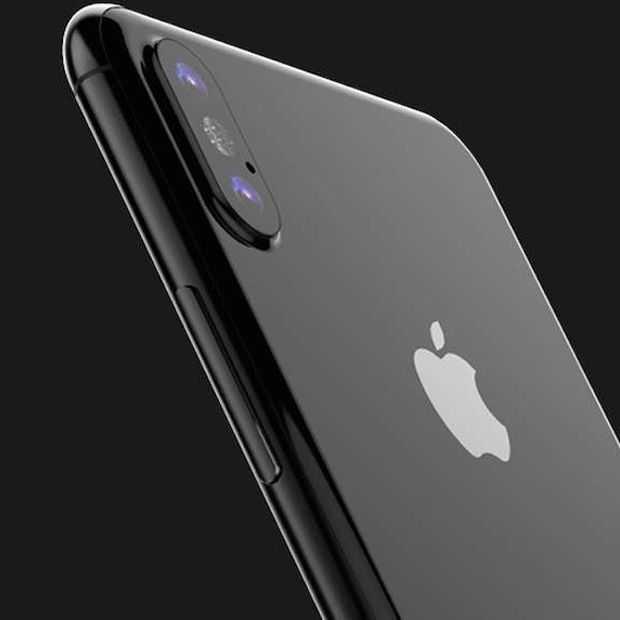 iPhone 8: toch geen vingerafdrukscanner achter het scherm?