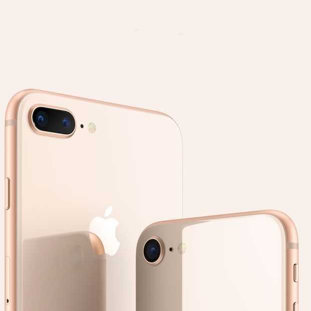 De iPhone 8, Apple tv 4K en Apple Watch 3 zijn nu te pre-orderen