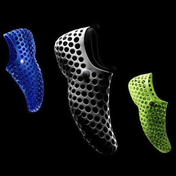 Nike brengt op iPhone lijkende schoen weer op de markt