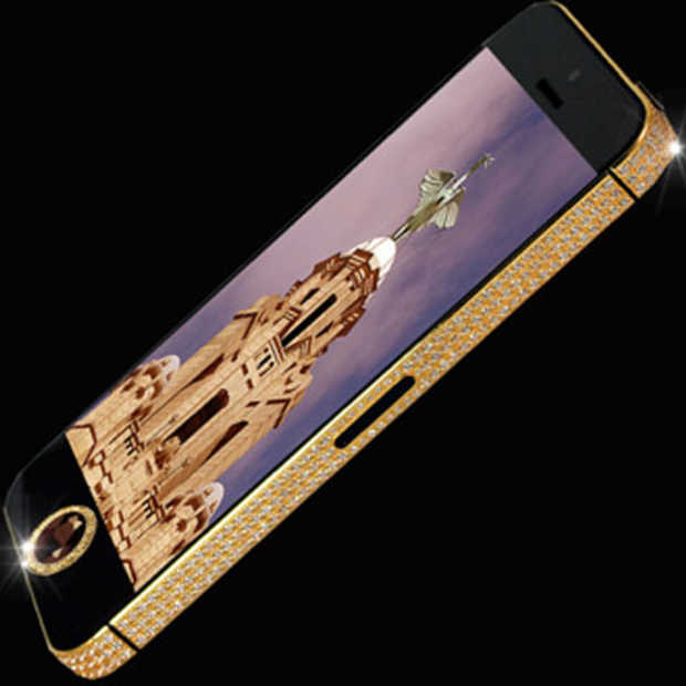 iPhone van 14 miljoen euro