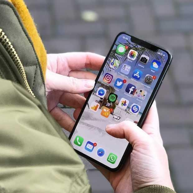 Ook na invoering van BKR blijft de iPhone nog mateloos populair