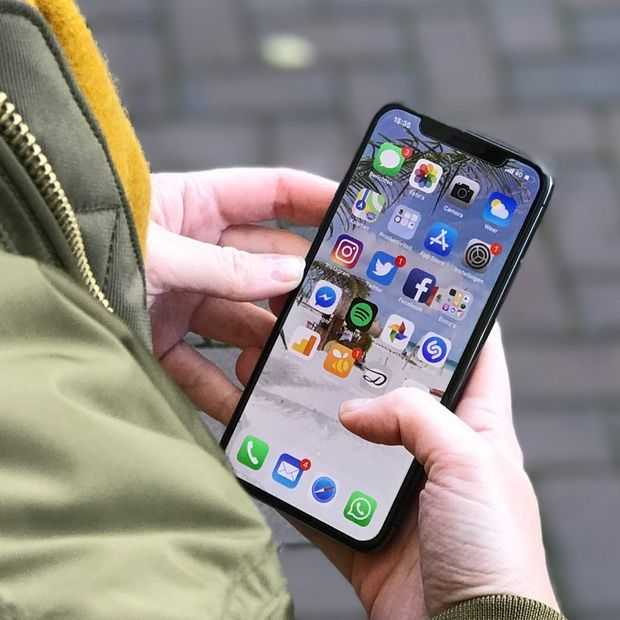 Meer issues met nieuwe iPhone X: groene lijn en speaker-problemen