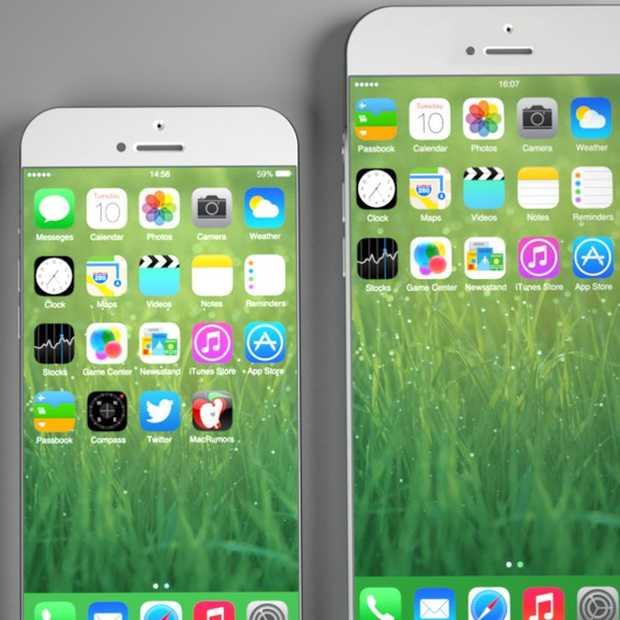 De iPhone 6 moet een succes worden voor Apple