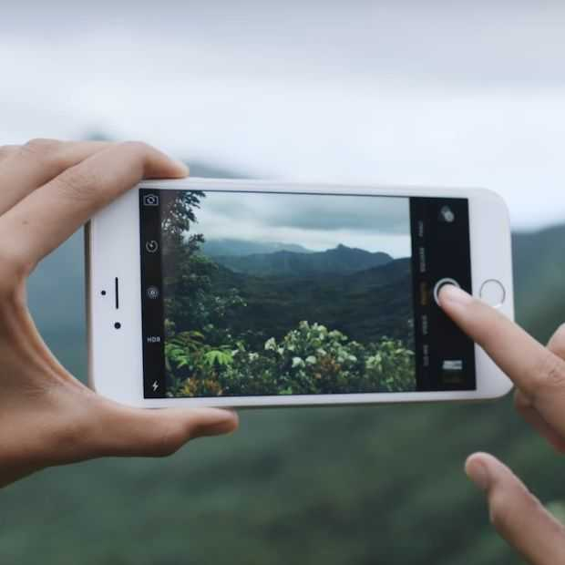Nieuwe iPhone 6S commercials met de camera's en Siri in de hoofdrollen