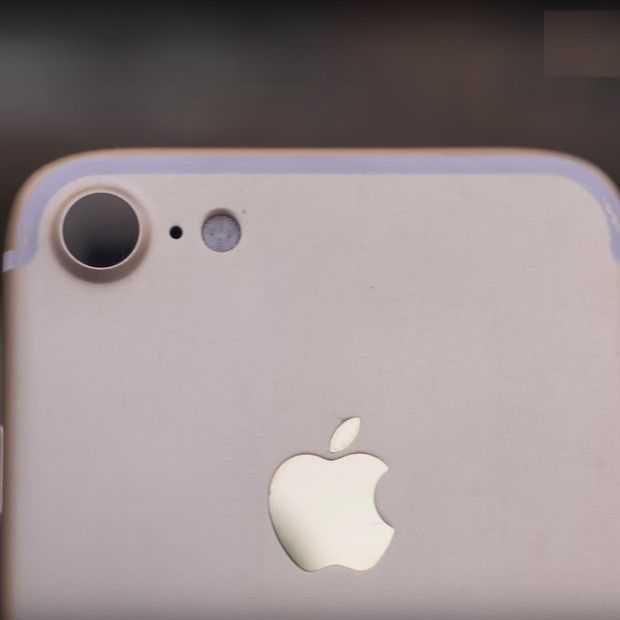 Daar zijn ze weer; iPhone 7 mockups