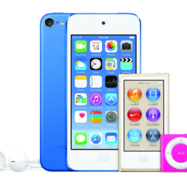 ​Apple onthult de beste iPod Touch ooit