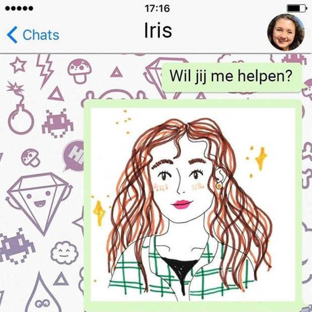 'Milan' is het vervolg op 'Iris' de succesvolle online game tegen pesten