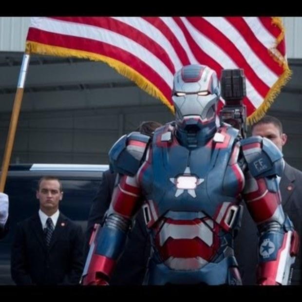 Weekend Viral : Official Marvel Iron Man 3 Trailer HD